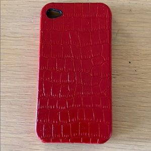 4&4S I phone case